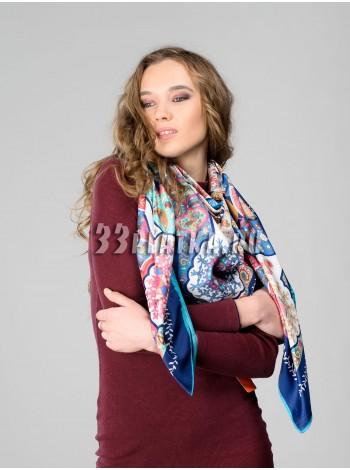 шелковый платок Hermes