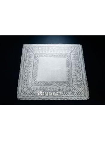 Пуховый платок 125 х 125