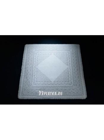Пуховый платок экрю 150x150